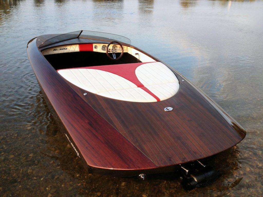 kaiser 500 speedster skipper bootshandel. Black Bedroom Furniture Sets. Home Design Ideas