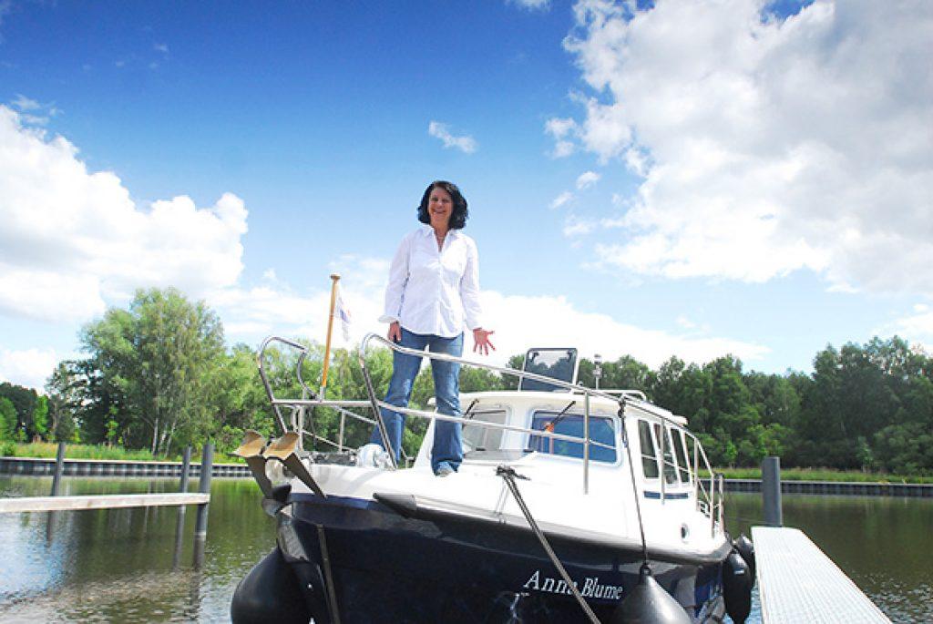 Charterboottest Anna Karenina