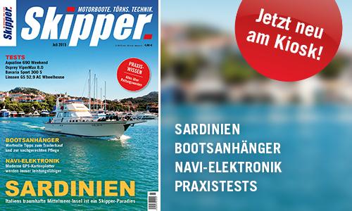 aktuelle SKIPPER-Ausgabe