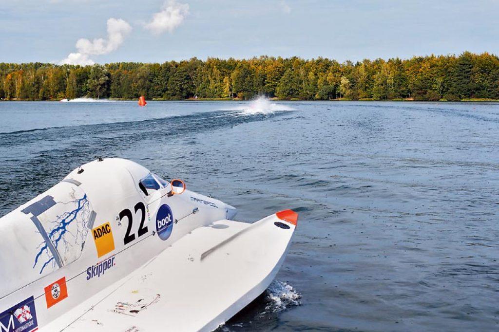 Motorsports / ADAC Motorboot Masters 2014 - Düren