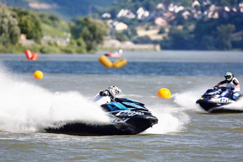 Motorsports / ADAC Jetboot Cup 2015 - Lorch am Rhein