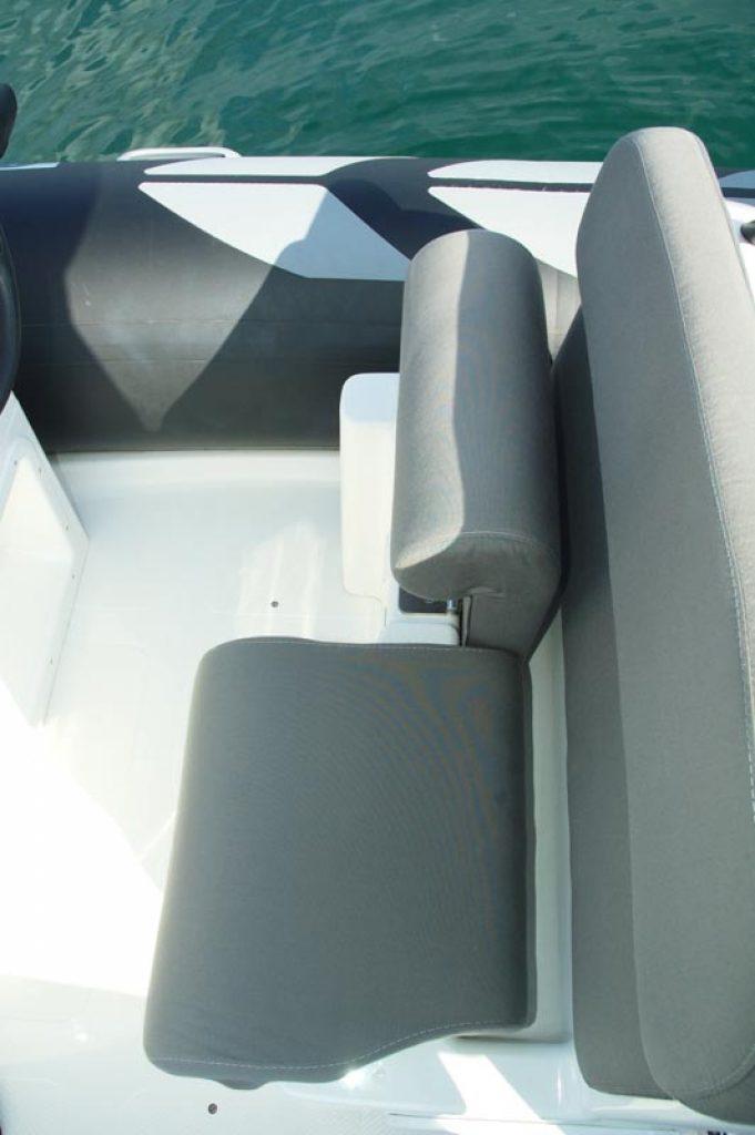 BRIG 8 Doppelsitz am Fahrpult