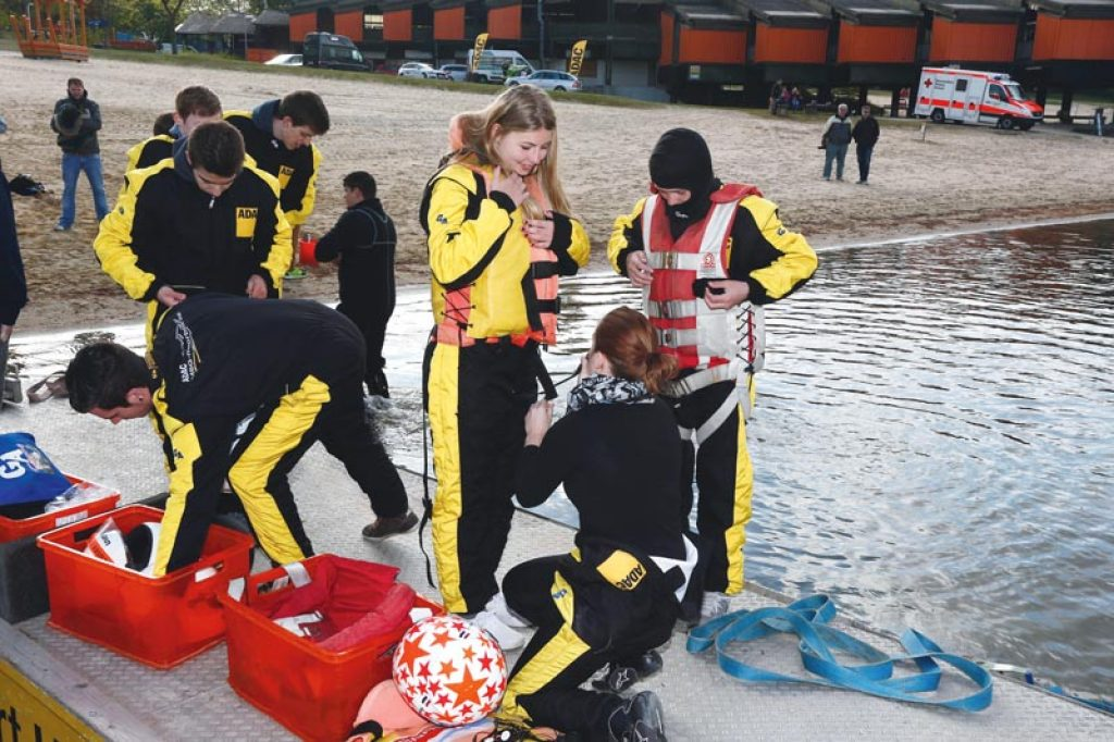 Motorsports / ADAC Powerboat School D?ºren